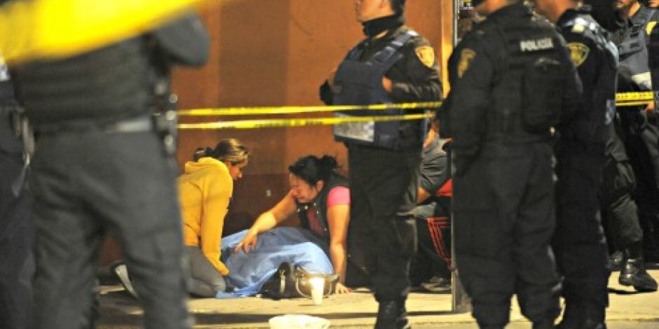 Balacera en Xochimilco deja 3 muertos