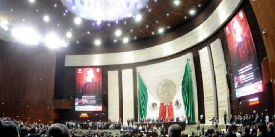 Impuestos y salario digno, temas de agenda de diputados del PRI