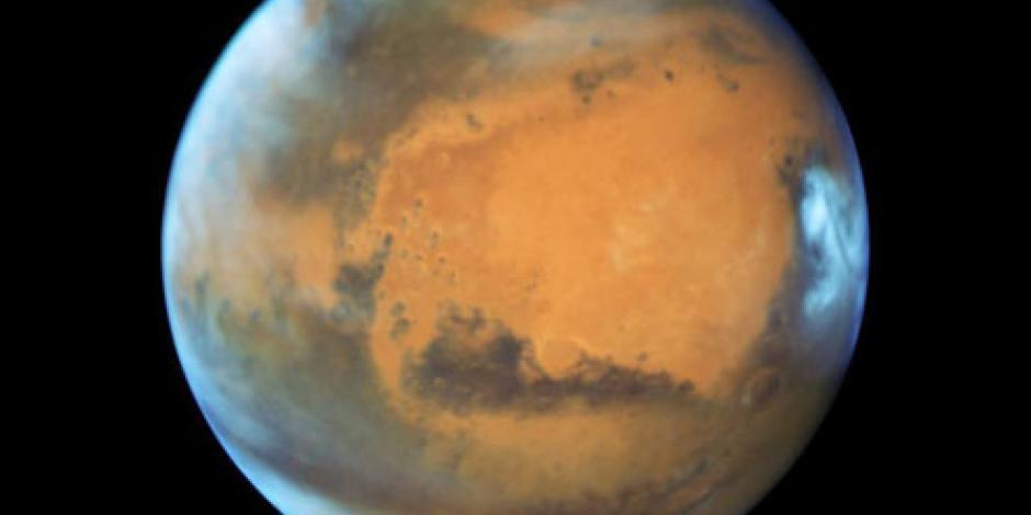 Tras 11 años, Marte y la Tierra estarán más cerca