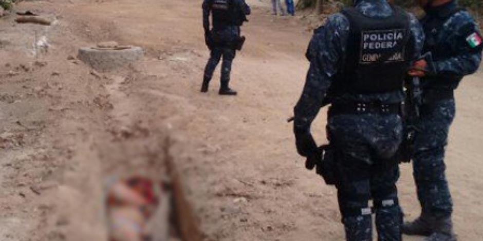Asesinan a pedradas a una mujer en Acapulco