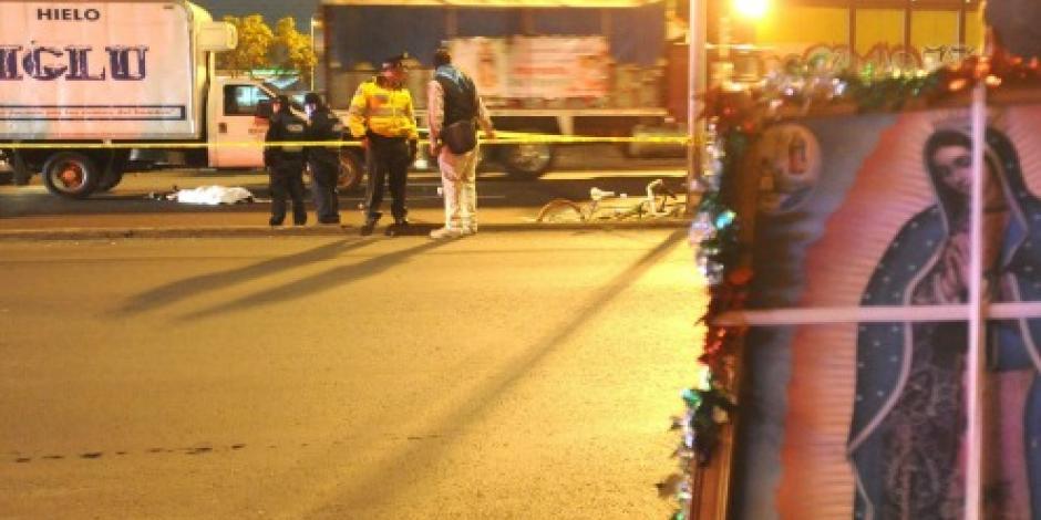 Muere peregrino arrollado por una camioneta en Zaragoza