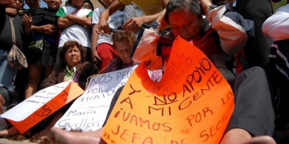 Abre CNDH queja de oficio por intimidación a maestros en Chiapas