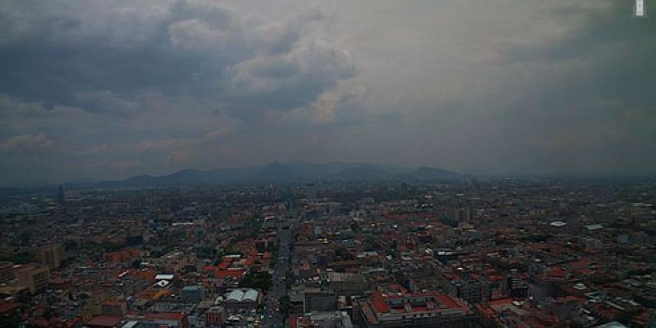 Valle de México registra radiación solar muy alta