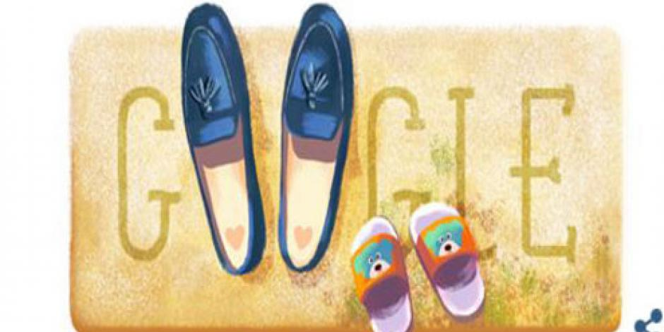 Google celebra con doodle el Día de las Madres