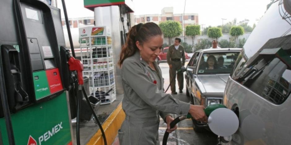 Descarta Pemex que combustibles contribuyan a la contaminación