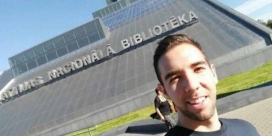 Denuncian detención de estudiante mexicano en Letonia