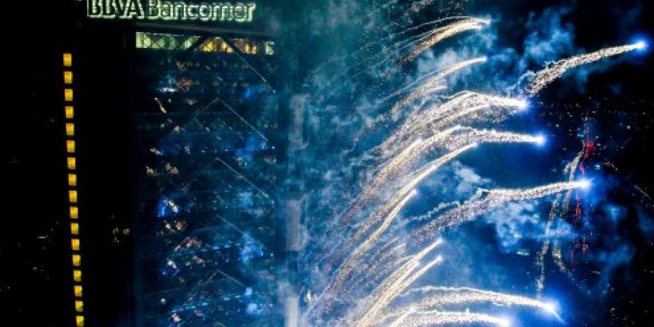 Inauguran Torre BBVA en la CDMX