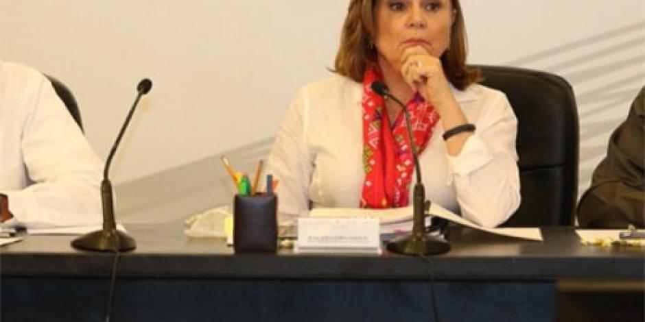 PGR está atenta por amparos del Chapo, indica Arely Gómez