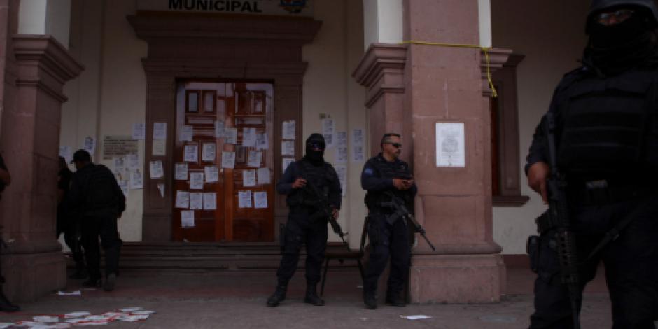 Instan a PF informar sobre muerte de civiles en Apatzingán