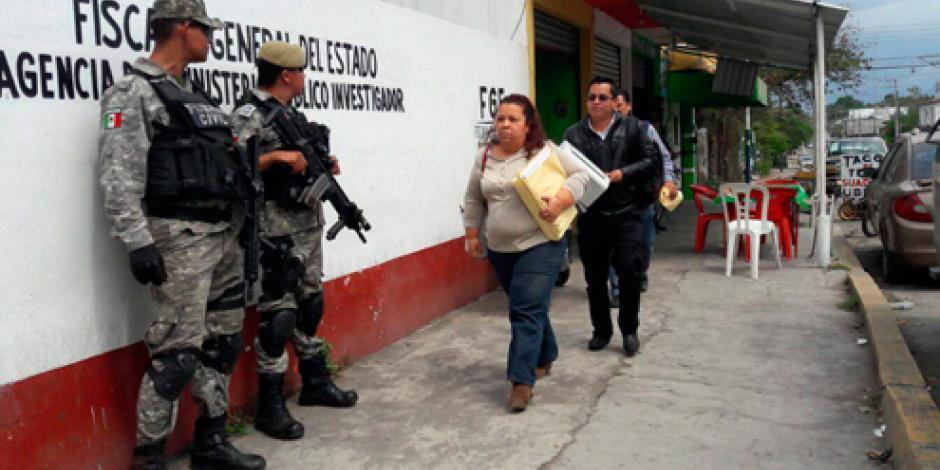 Restos hallados en Veracruz pertenecen a jóvenes, reitera Segob