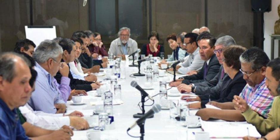 Gobernación llama a la CNTE a iniciar próximo ciclo escolar