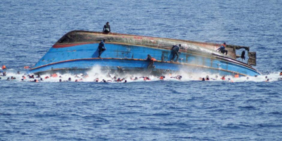 En sólo una semana, frenan a 12 mil migrantes que iban a Italia