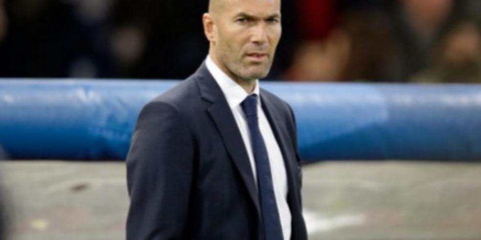 Zinedine Zidane descarta sentirse favorito ante América en Mundial de Clubes