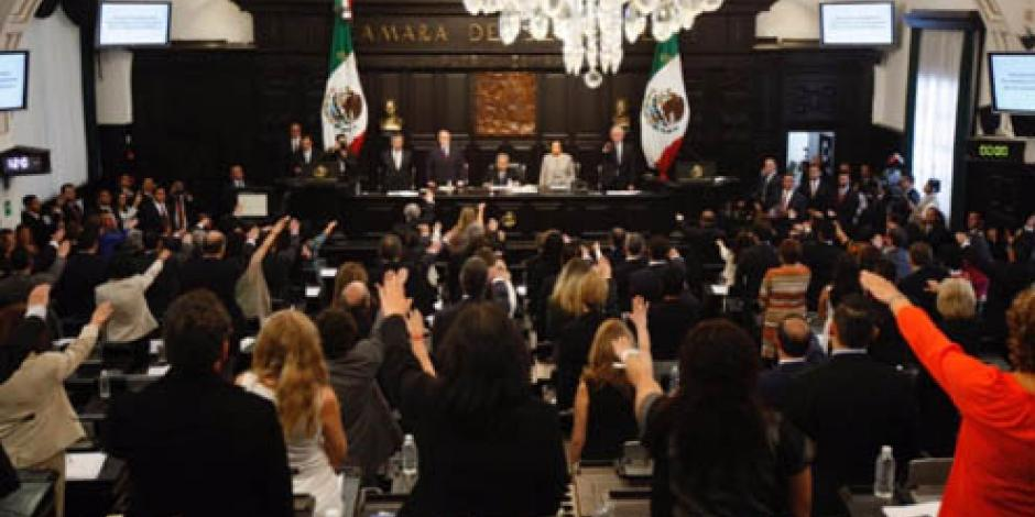 Este martes definarán Comisiones en Constituyente