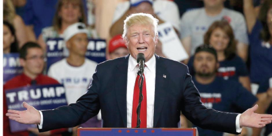 Con un delegado de más, Trump ya es el candidato republicano