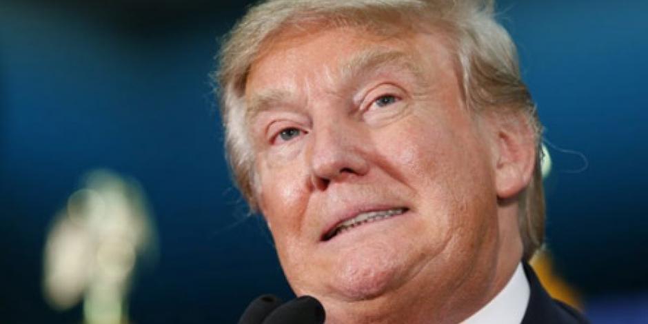 Trump cae 35 lugares en lista de los más ricos de EU