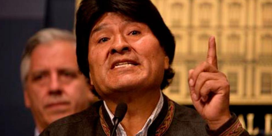 """Evo Morales califica de """"cobarde"""", asesinato de viceministro a manos de mineros"""