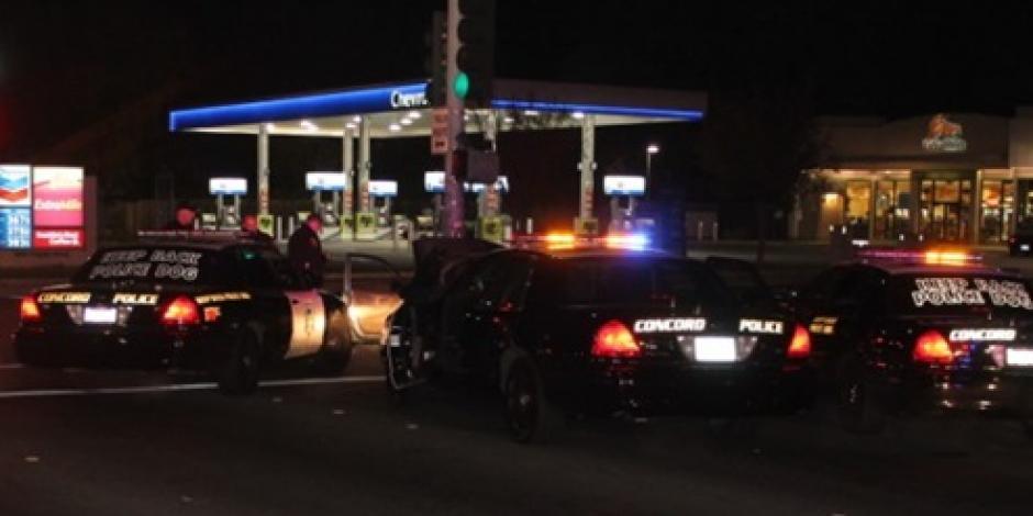 Matan a balazos a 2 policías en California