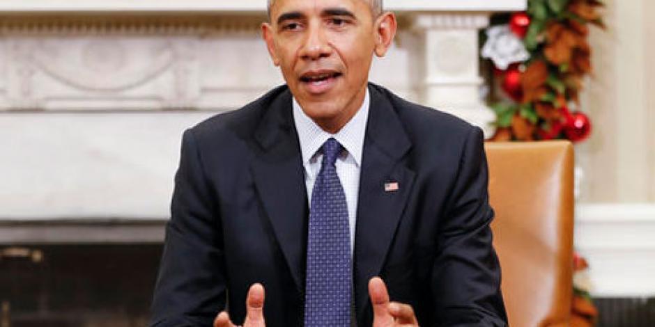 El mundo se acerca a primera generación libre de Sida, afirma Obama