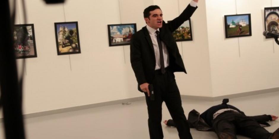 México condena asesinato de embajador ruso en Turquía
