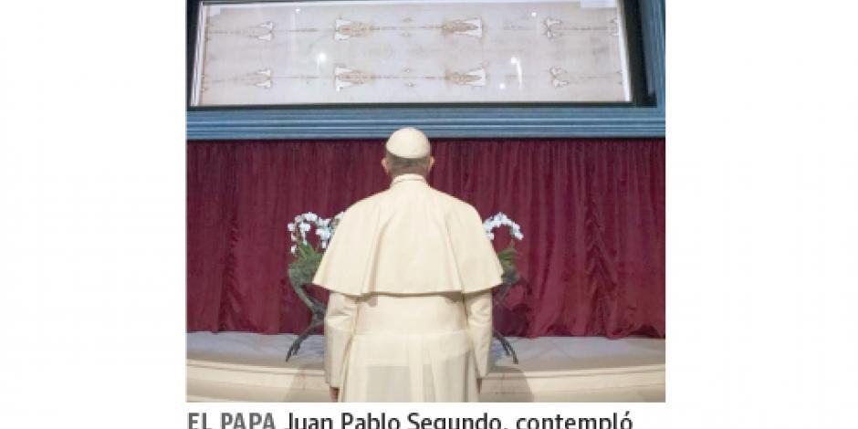 Mario Trematore, el ateo que rescató la Sábana Santa