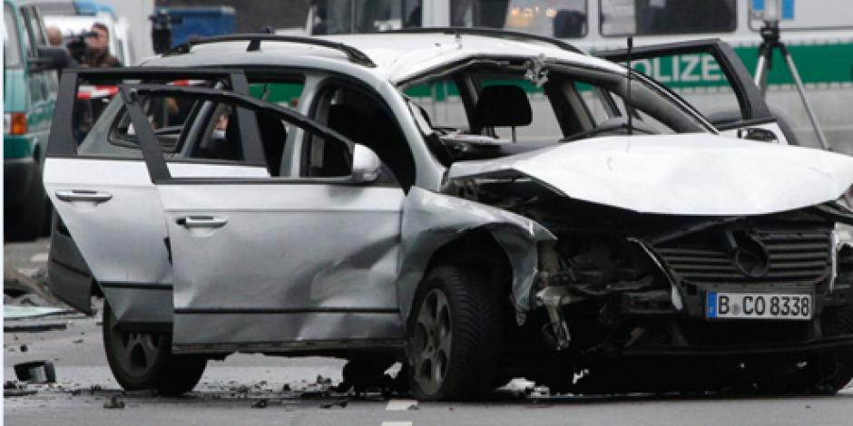 Coche bomba deja un muerto en Berlín
