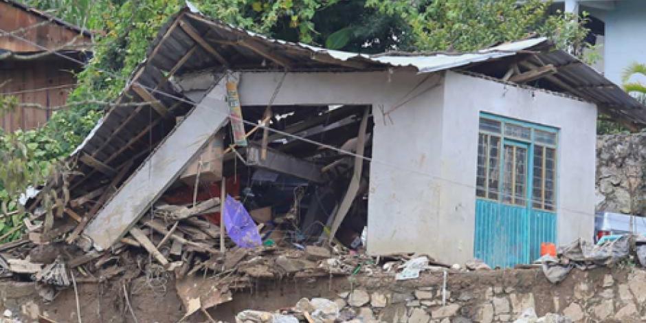 Destinan más de 11 mdp para afectados en Puebla y Veracruz por Earl