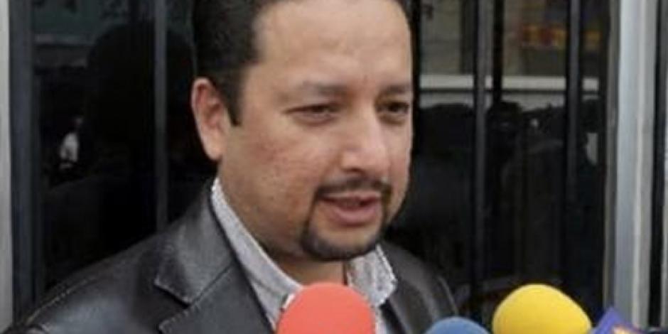 Alonso Lira Salas, nuevo titular de la SEIDO