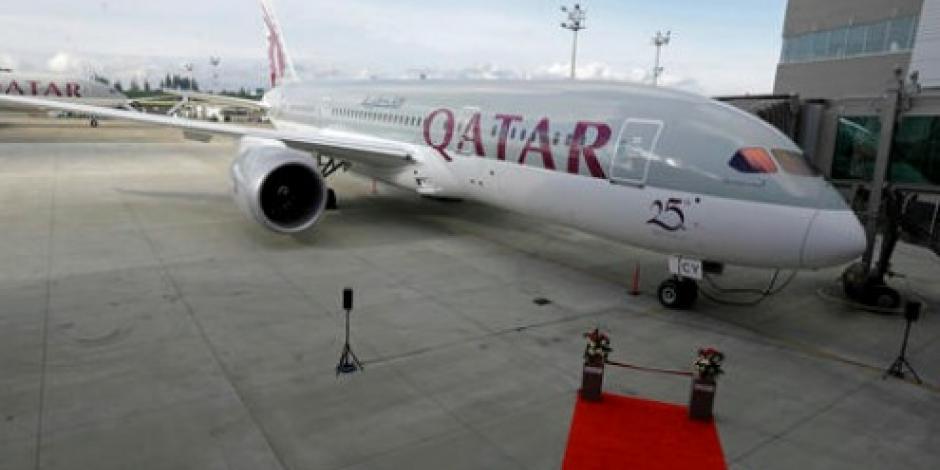 Adquiere Qatar Airways 10% de LATAM Airlines