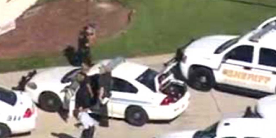 Investigan aparente suicidio de sheriff en Texas