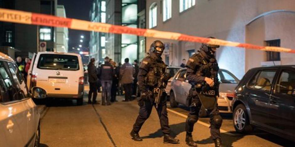 Encuentran muerto al presunto autor del ataque en Zúrich
