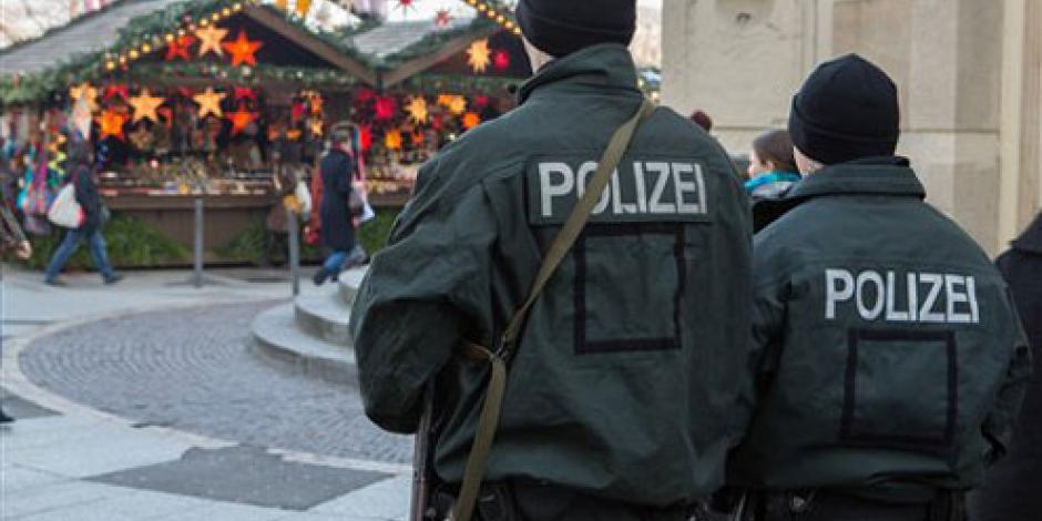 Buscan a tunecino por ataque a mercado navideño en Berlín