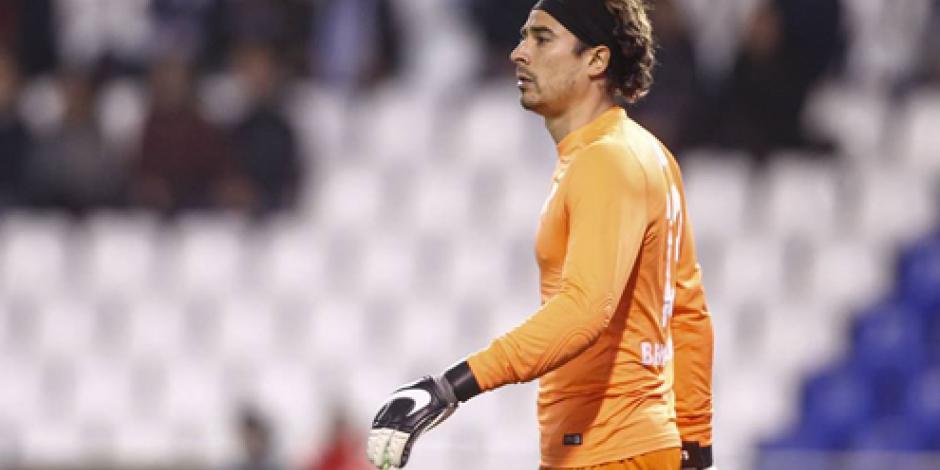 Con Memo Ochoa como titular Málaga derrota al Sporting de Gijón