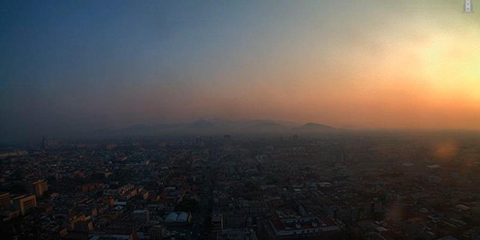Regular, calidad del aire en el Valle de México