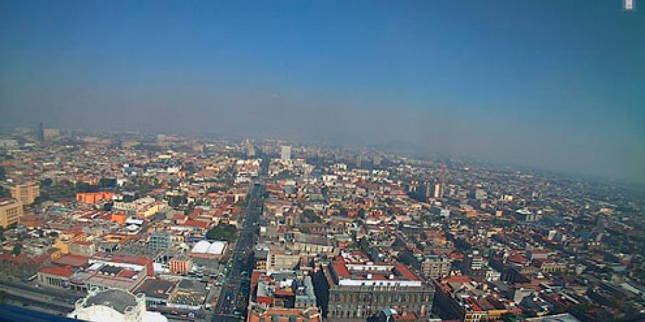 Mala, calidad del aire en el Valle de México