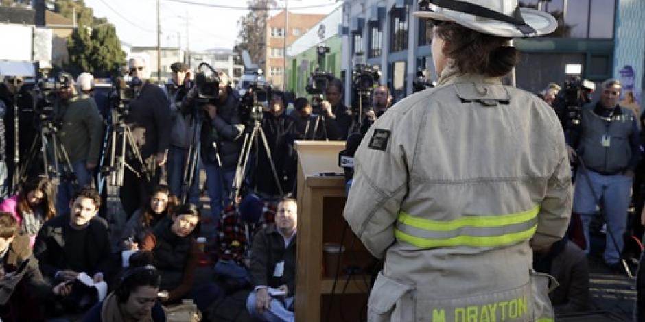 Recuperan 24 cuerpos tras incendio en centro nocturno en EU