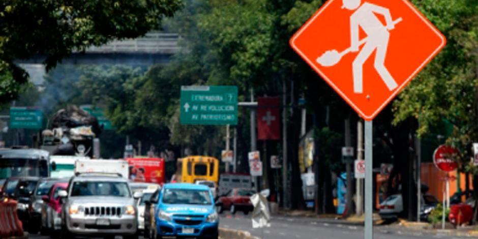 Destaca Gobierno capitalino avances en desnivel Mixcoac-Insurgentes