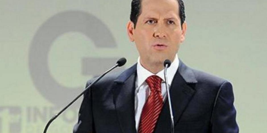 Reconoce Eruviel a empresas de EU que deciden mantener inversiones en México