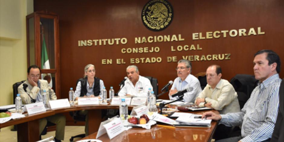 INE desecha sanción contra el PRI en Veracruz
