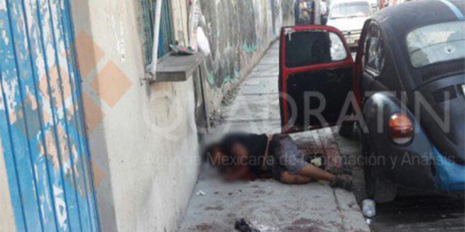 Asesinan a menor de 14 años en Chilpancingo