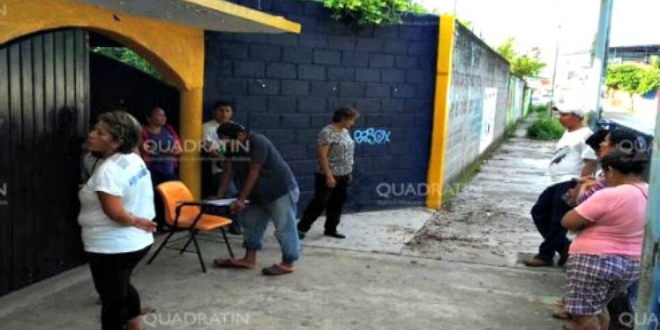 Padres denuncian presuntas amenazas de la CNTE en Chiapas