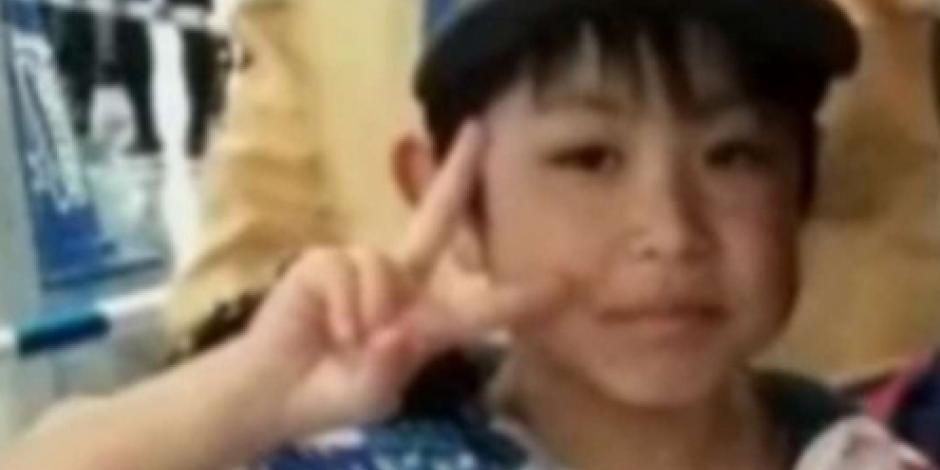 Castigan a niño abandonándolo en bosque de Japón y se pierde