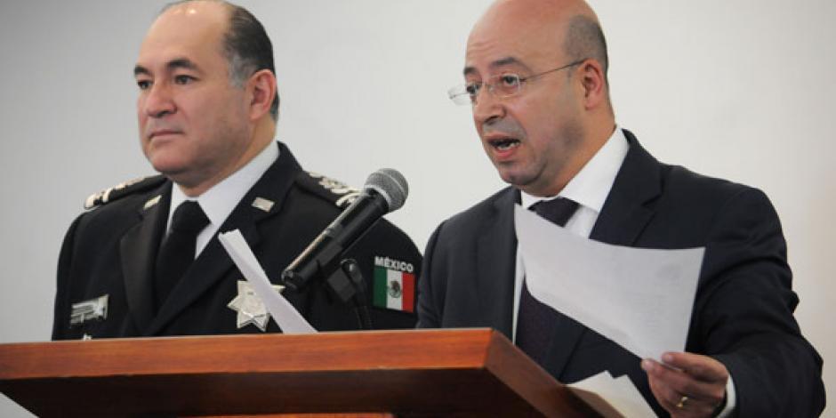 Imperativo, contar con policías bien preparadas, afirma titular de la CNS