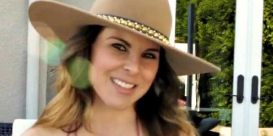 Tequila de Kate del Castillo ya es vendido en Texas