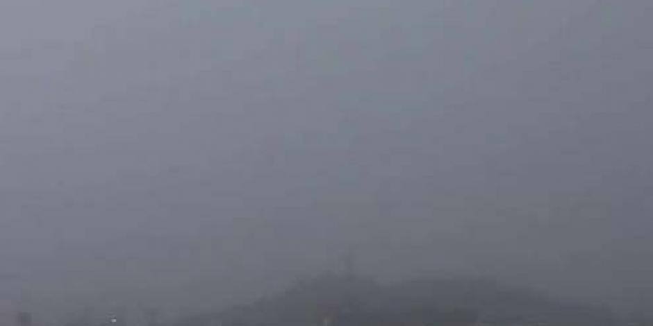 Reanuda AICM operaciones tras suspensión por lluvia
