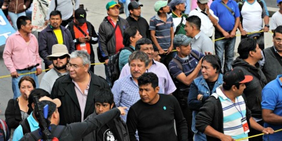 Alertan sobre manifestaciones para este lunes en la CDMX
