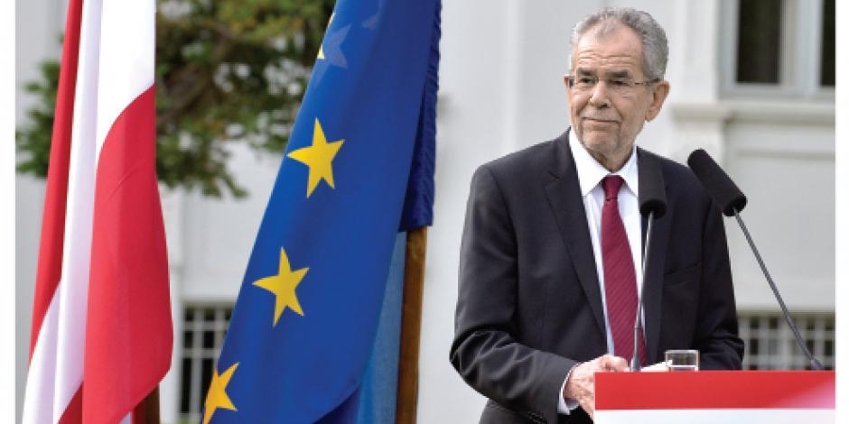 Ultraderecha pierde comicios en Austria por 0.6% de votos