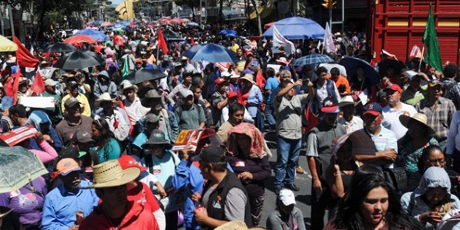 Habrá 2 manifestaciones este lunes en la CDMX