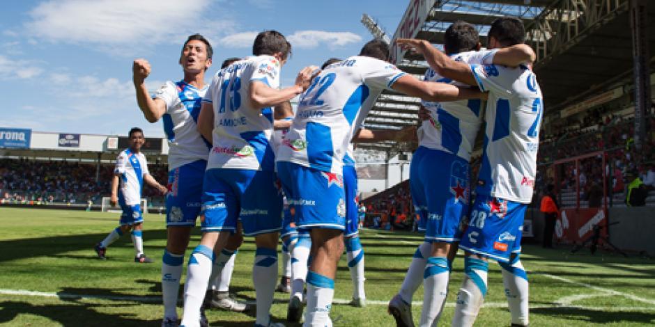 En el último segundo, Puebla empata 1-1 con Toluca