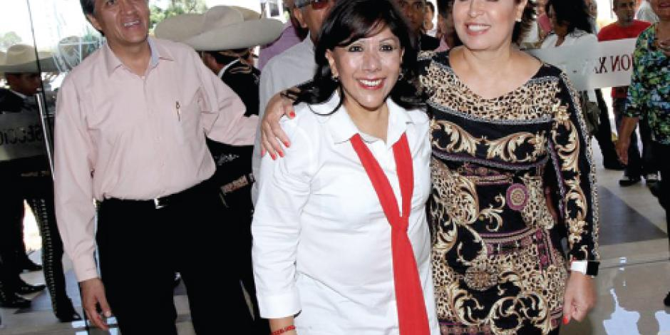 Sedatu apoya a mujeres de Tlaxcala